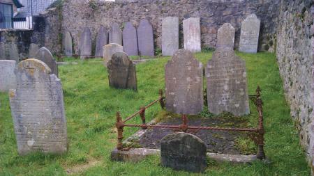 Penzance Jewish Cemetery c.2013